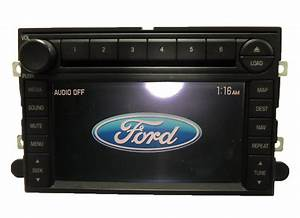 Ford Explorer Mercury Mountaineer Navigation Gps Radio Cd