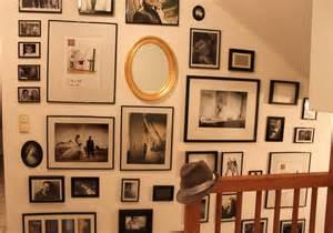 fotowand gestalten meine lieblings wohnidee dekorative fotowand gestalten