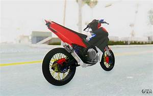 Yamaha Jupiter Mx 135 Semi Roadrace For Gta San Andreas