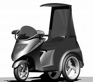 Scooter Electrique 2 Places : moduloscoot un projet de scooter 2 et 4 places actinnovation nouvelles technologies et ~ Melissatoandfro.com Idées de Décoration