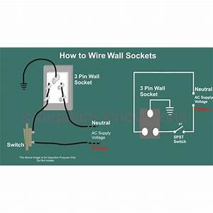 How To Wire Sockets In Series