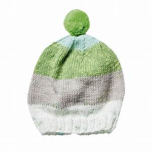 Caron Cupcakes Knit Beanie Project