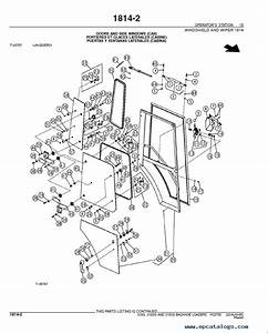 John Deere 310g  310  315sg Loaders Parts Catalog