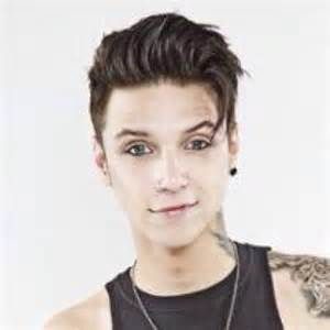 earrings image andy biersack 89px image 7