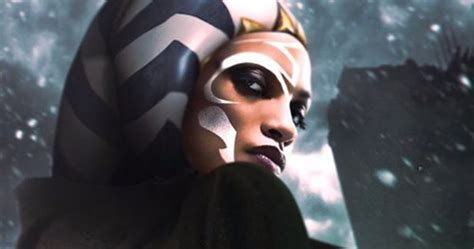 Rosario Dawson Looks Perfect as Ahsoka Tano in The ...