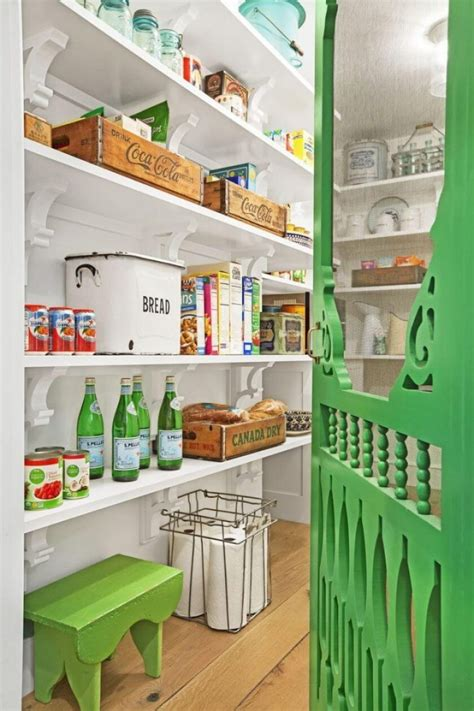 Shelving Pantry Ideas by 20 Mind Blowing Kitchen Pantry Design Ideas For Your