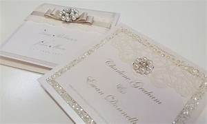 dollybird glitter and lace invitationsjpg 1000x599 With silver glitter wedding invitations uk