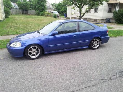 Buy Used 2000 Honda Civic Si Coupe Dohc Ls-vtec Wheels