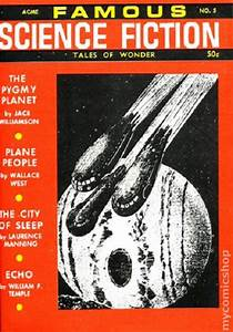 Famous Science Fiction (1966) comic books