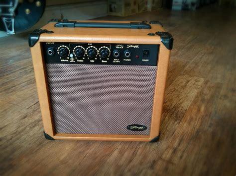 Amplifiers> Guitar Amplifiers > Stagg Guitar Amplifiers