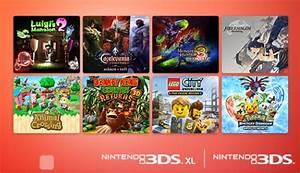 nintendo info: Free Nintendo 3DS XL Games