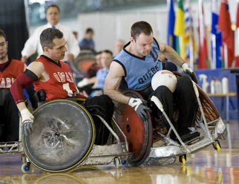 rugby en fauteuil roulant ou l avant go 251 t des jeux de londres la source volume 13 201 dition