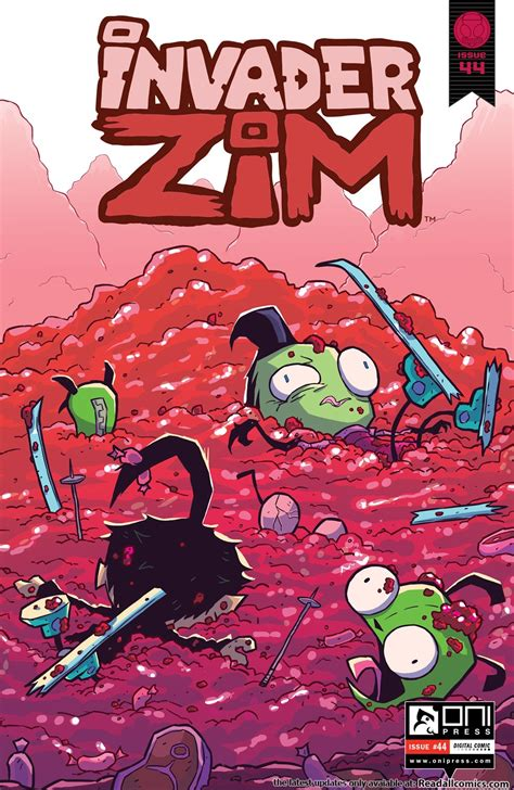 invader zim 044 2019 ……………………… viewcomic reading comics online for free 2019