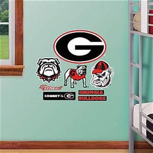 Georgia Bulldogs - Team Logo Assortment