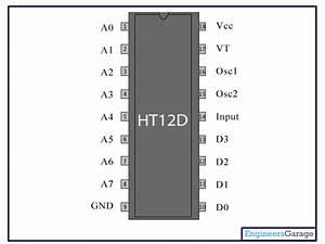 Ht12d Decoder Ic