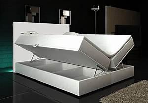 Boxspringbett 140x200 Led : betten von wohnen luxus g nstig online kaufen bei m bel garten ~ Whattoseeinmadrid.com Haus und Dekorationen