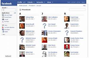 Get a Printable Phone List of All Your Facebook Friends