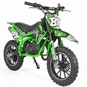 Moto Essence Enfant : mini moto cross enfant 50 xtrm verte achat vente moto mini moto cross enfant 50 x cdiscount ~ Nature-et-papiers.com Idées de Décoration