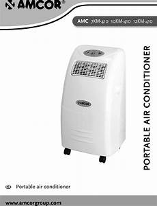 Amcor Portable Air Conditioner Replacement Parts