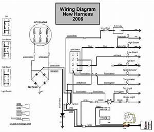 1967 Triumph 650 Wiring Diagram