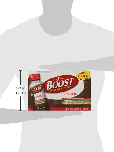 Boost Ready To Drink, 8 Ounce (pack Of 24)  Seniors Emporium