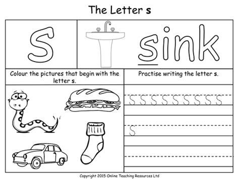 image result for s worksheets education