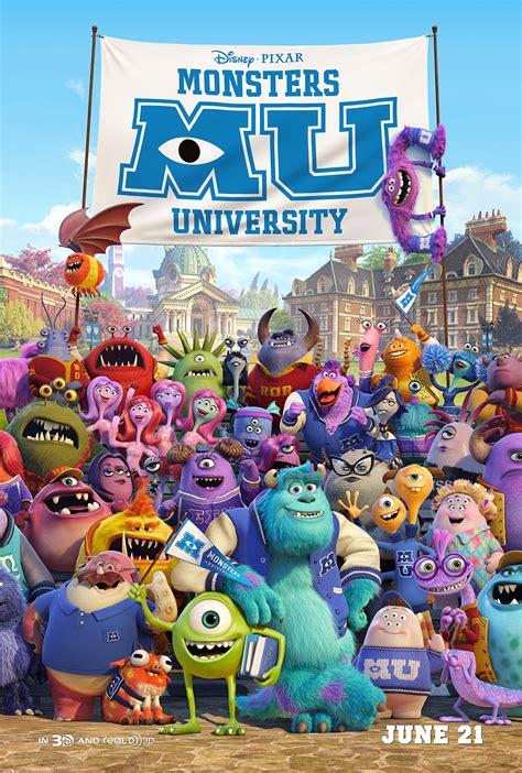 monsters university trivia pixar wiki disney pixar