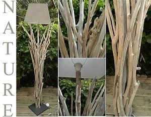 Ou Acheter Du Bois Flotté : lampadaires en bois flott cr ations au fil de l 39 eau ~ Teatrodelosmanantiales.com Idées de Décoration