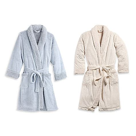 Bed Bath And Beyond Robes by Cozy Plush Robe Bed Bath Beyond