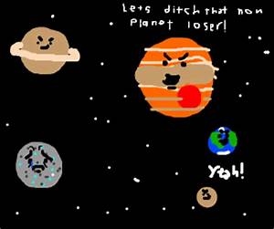 Bullying All the Other Planets Pluto (page 3) - Pics about ...
