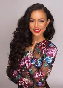 makeup school la hype chat karrueche talks hair beauty keeping