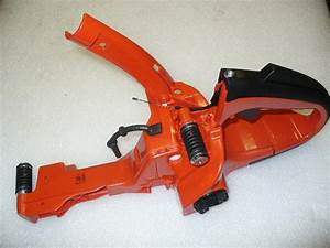 Dolmar 5105 Chainsaw Red Complete Fuel Tank Assembly 181