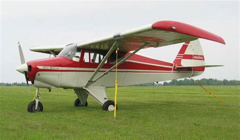 Piper Pacer Aircraft