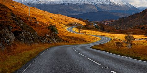 Most Scenic Drives In The Uk (pictures