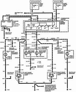 Need A Wiring Diagram Form The Tail Light Assembly  1994
