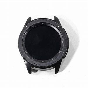 Samsung Galaxy Watch 42mm Sm-r810 Midnight Black
