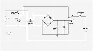 dual a c relay changeover circuit for power saving and With ac relay switch circuit