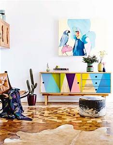 Ideas to add color your interior in a stylish way