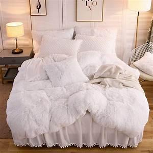 Softy, White, Bed, Set
