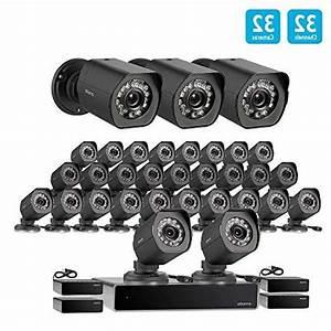 Zmodo 32 Channel Hd Nvr Simplified Poe Surveillance