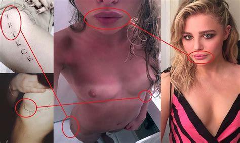 Chloe Grace Moretz Nude Photos And Porn Video Scandal Planet