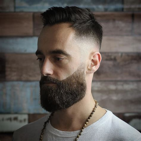 beard styles cool modern