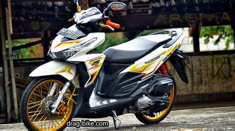 Modif Vario 150 by Foto Motor Modif Vario 150 Classycloud Co