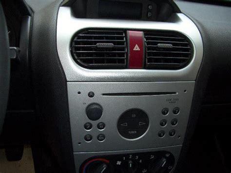 opel corsa radio opel corsa c autoradio ausbauen
