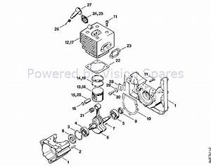 27 Stihl Br 400 Parts Diagram