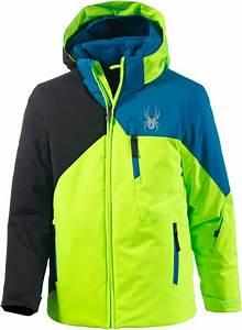 Kleidung Billig Online Kaufen : spyder skijacke kinder hellgr n blau schwarz kleidung jacken spyder shop deutschland billig ~ Yasmunasinghe.com Haus und Dekorationen