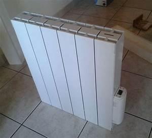 Radiateur Electrique Meilleur Marque : thermostat lectronique sur le radiateur pietra castorama ~ Premium-room.com Idées de Décoration