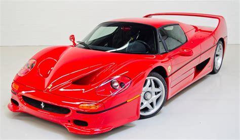 1995 Ferrari F50 At Velocity Motorcars
