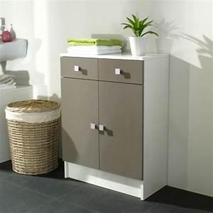 meuble de salle de bain des exemples beaux joueurs With salle de bain design avec meuble bas de salle de bain pas cher