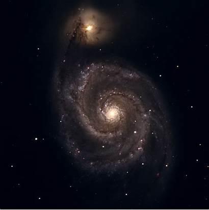 Galaxies Bang Evidence Galaxy M51 Redshift Bigbang
